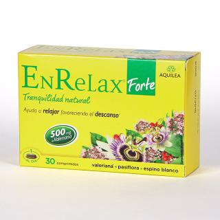 Aquilea Enrelax Forte 30 comprimidos
