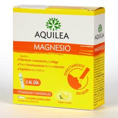 Aquilea Magnesio 14 Sobres Granulados Sabor Limón
