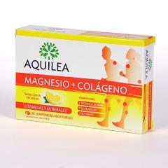 Aquilea Magnesio + Colágeno 30 comprimidos masticables
