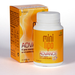 Aquilea Minilipo Advance 60 cápsulas