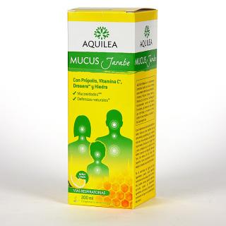 Aquilea Mucus Jarabe Sabor Limón 200 ml