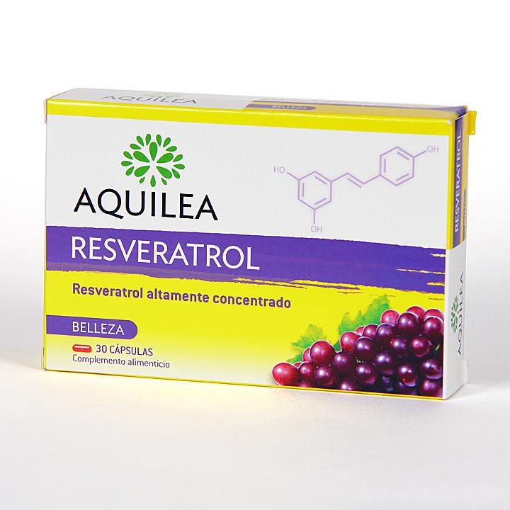 Aquilea Oxidoryl Resveratrol 30 cápsulas