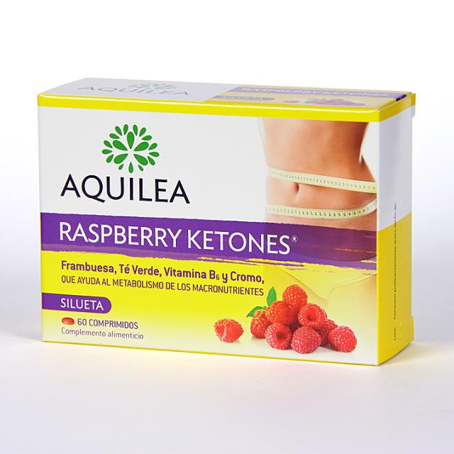 Aquilea Raspberry Ketones 60 comprimidos