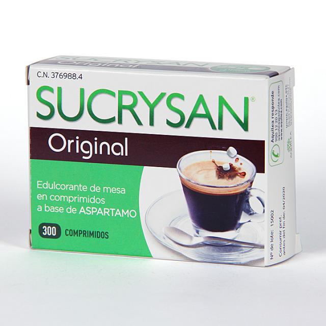 Aquilea Sucrysan 300 comprimidos