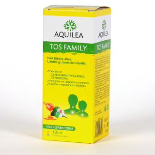 Aquilea Tos Family 150 ml