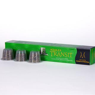 Aquilea Transit 7 cápsulas Nespresso infusión tránsito intestinal