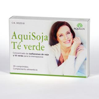 Aquisoja Té Verde 30 comprimidos