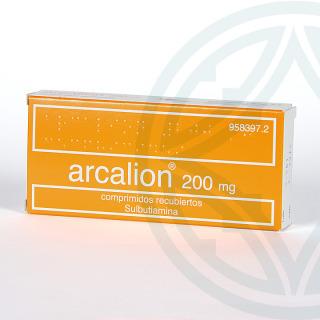 Arcalion 30 grageas