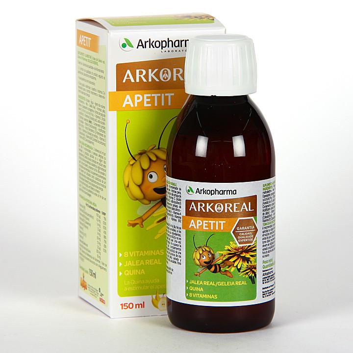 Arkopharma Arkoreal Jarabe Apetit 150 ml