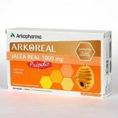 Arko Real Jalea Real 1000 mg + Propolis 20 ampollas
