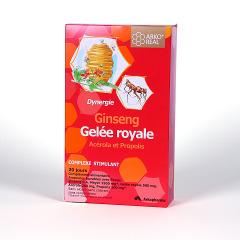 Arko Real Jalea Real Ginseng 20 ampollas