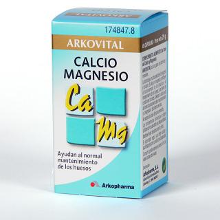 Arkocapsulas Arkovital Calcio-Magnesio Dolomita 45 cápsulas