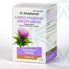 Arkopharma Cardo Mariano 100 cápsulas
