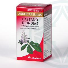 Arkocapsulas Castaño de Indias 48 cápsulas
