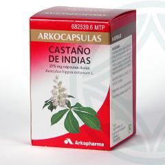 Arkocapsulas Castaño de Indias 84 cápsulas