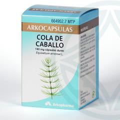 Arkocapsulas Cola de Caballo 100 cápsulas