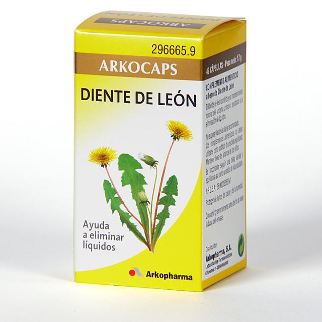 Arkocapsulas Diente de León 42 cápsulas