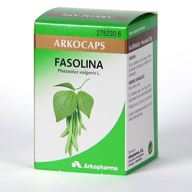 Arkocapsulas Fasolina 84 cápsulas