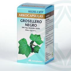 Arkocapsulas Grosellero Negro 48 cápsulas