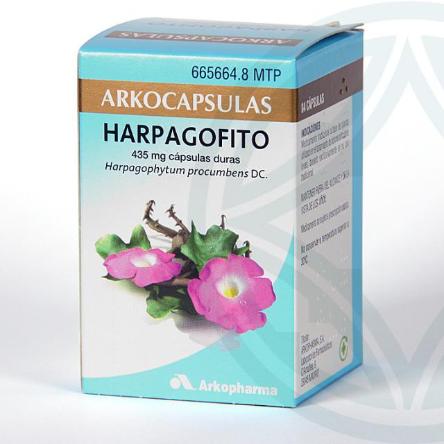 Arkocapsulas Harpagofito 84 cápsulas
