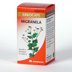 Arkocapsulas Migranela 48 cápsulas