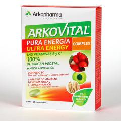 Arkovital Pura Energía Complex 30 comprimidos