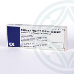 Armaya Fuerte 120 mg 24 cápsulas