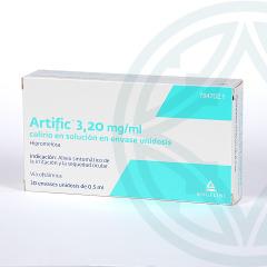 Artific colirio 30 monodosis
