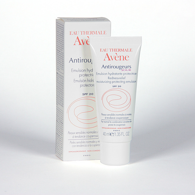 Avene Anti-Rojeces Dia Pieles Normales o Mixtas 40 ml