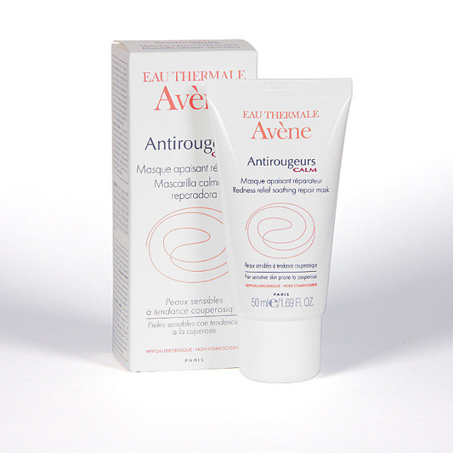 Avene Anti-Rojeces Mascarilla Calmante Reparadora 50 ml