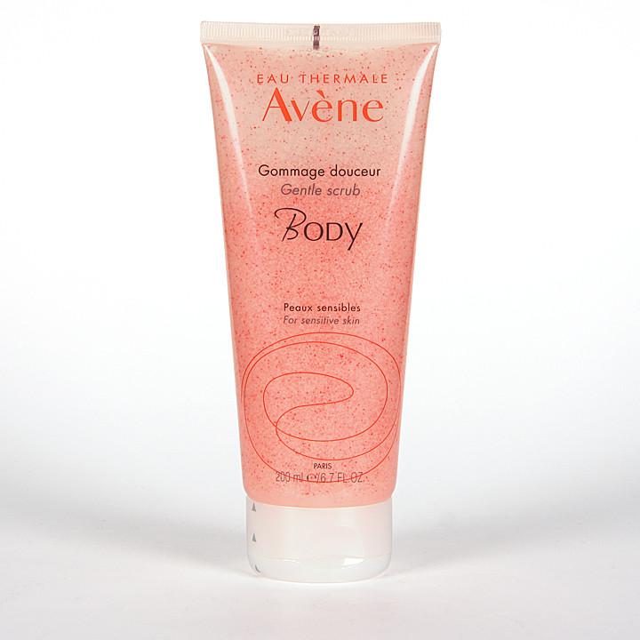 Avene Body Exfoliante Corporal Suave 200 ml