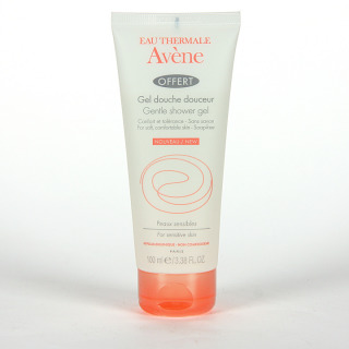 Avene Body Gel de Ducha Suave 100 ml envase promocional