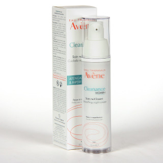 Avene Cleanance Women Cuidado de Noche Alisador 30 ml