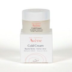 Avene Cold Cream Bálsamo Labial Nutritivo Intenso 10 ml