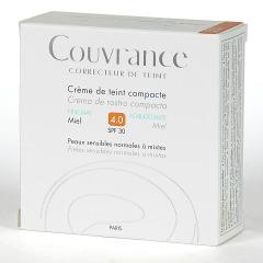 Avene Couvrance Crema Compacta Oil-free Miel 04 spf 30