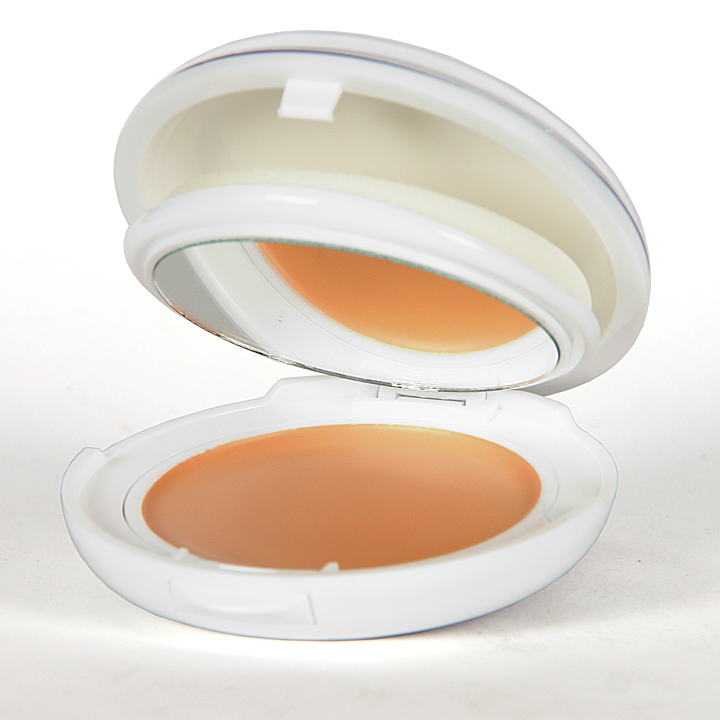 Avene Couvrance Crema compacta Oil-free Porcelana 01 spf 30