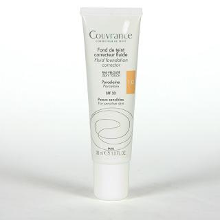 Avene Couvrance Maquillaje Fluido Oil-free Porcelana spf 20 30 ml