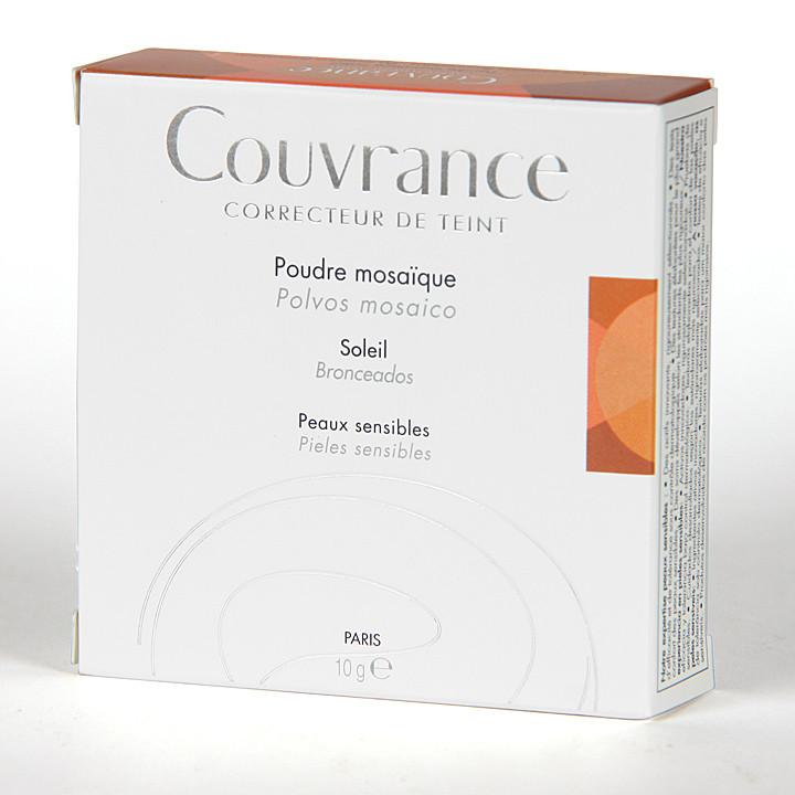 Avene Couvrance Polvos Mosaicos Bronceados 9 g