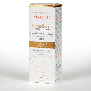 Avene DermAbsolu Crema redensificante coloreada SPF30 40 ml