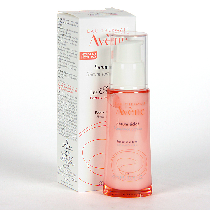 Avene Les Essentiels Serum Luminosidad 30 ml