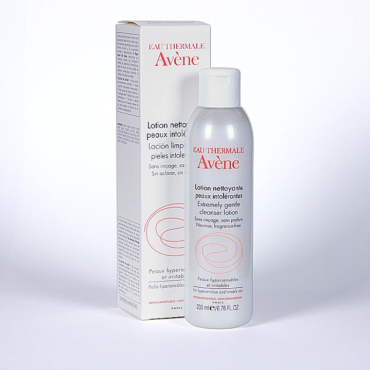 Avene Loción Limpiadora para pieles intolerantes 200 ml