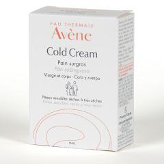 Avene Pan Limpiador al Cold Cream 100 g