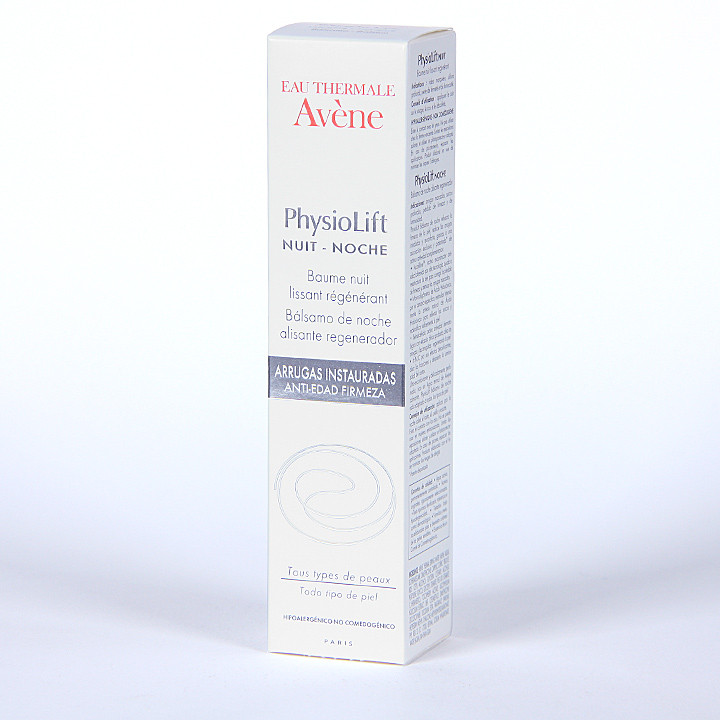 Avene PhysioLift Bálsamo noche 30 ml