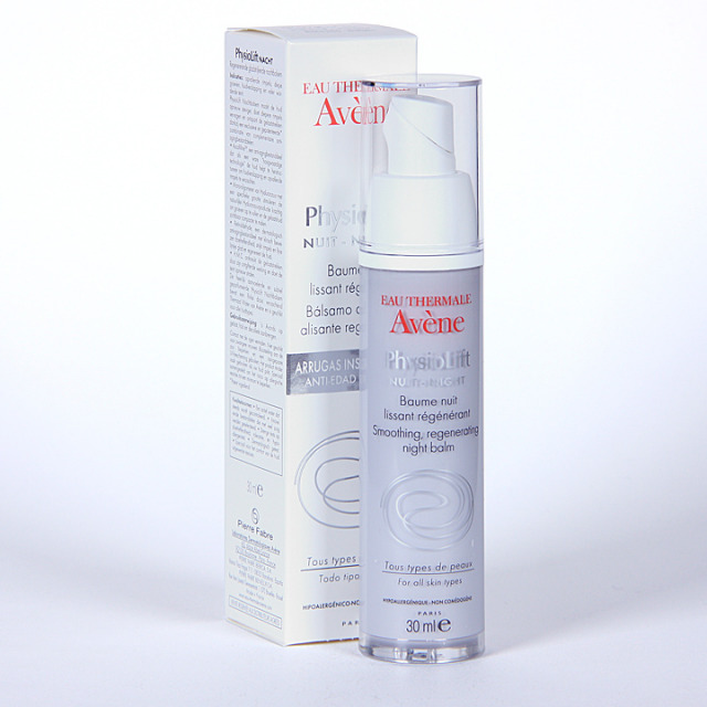 Avene PhysioLift Bálsamo noche 30 ml