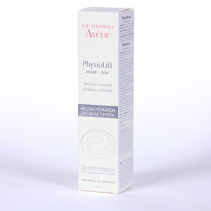 Avene PhysioLift Emulsión día alisante 30 ml