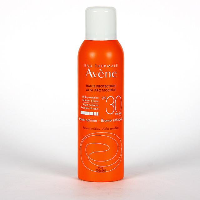 Avene Solar Bruma Satinada SPF30 Spray 150 ml