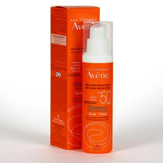 Avene Solar Cleanance Color SPF50+ 50 ml