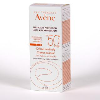 Avene Solar Crema Mineral SPF 50+ 50 ml