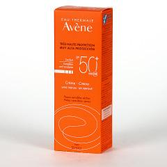 Avene Solar Crema sin perfume SPF50+ 50 ml