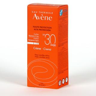 Avene Solar Crema SPF 30 50 ml